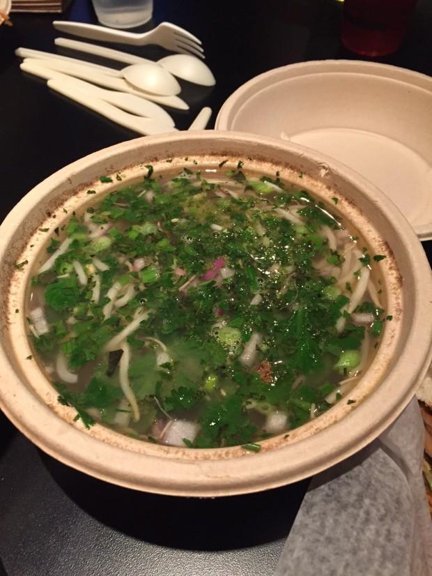 Chicken Soup via dallasfoodnerd.com
