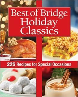 holiday cook book via dallasfoodnerd.com