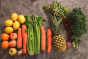 Bountiful Baskets - Juicing Pack