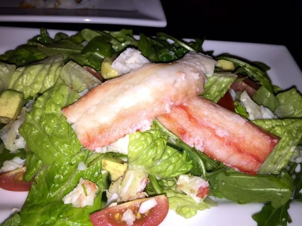 King Crab Salad at RA Sushi via dallasfoodnerd.com