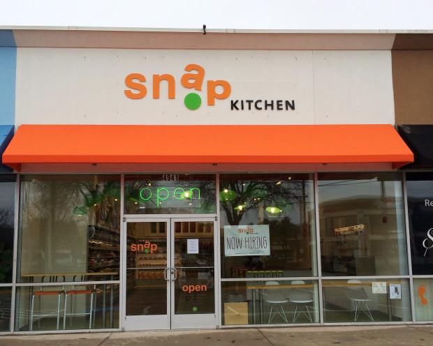 Snap Kitchen Opens In Addison Dallas Food Nerd