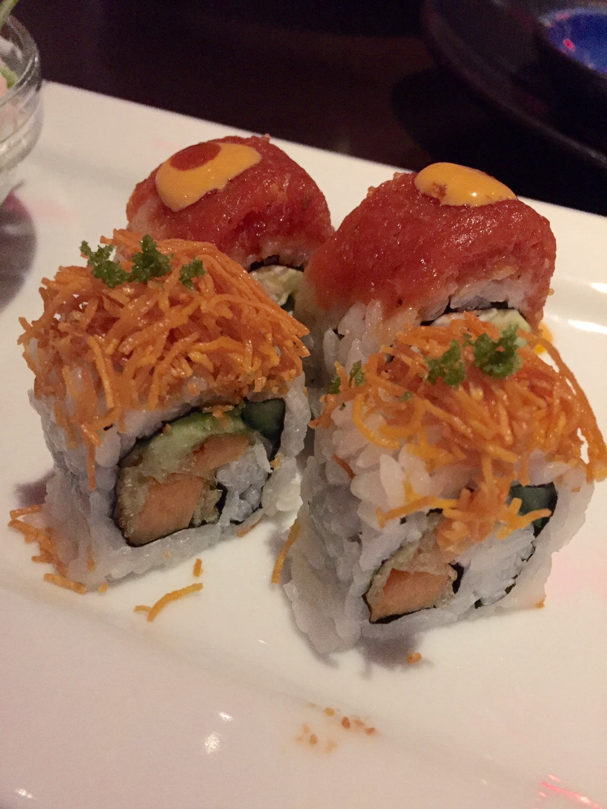 new seasonal sushi at RA Sushi via dallasfoodnerd.com
