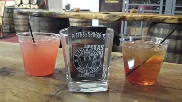 tour of Witherspoon distillery via dallasfoodnerd.com