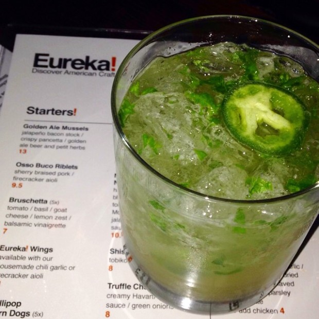 eureka dallas cocktails via dallasfoodnerd.com