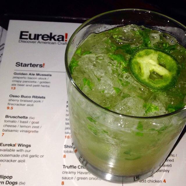 eureka dallas cocktails via dallasfoodnerd.com