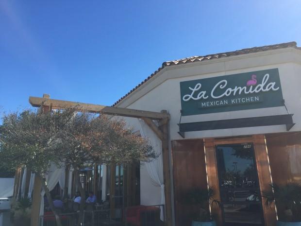 La Comida Addisons Newest Mexican Food Dallas Food Nerd