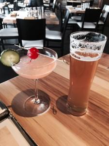 drinks at kin kin urban thai via dallasfoodnerd.com