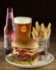 new rebel burger at hard rock cafe via dallasfoodnerd.com
