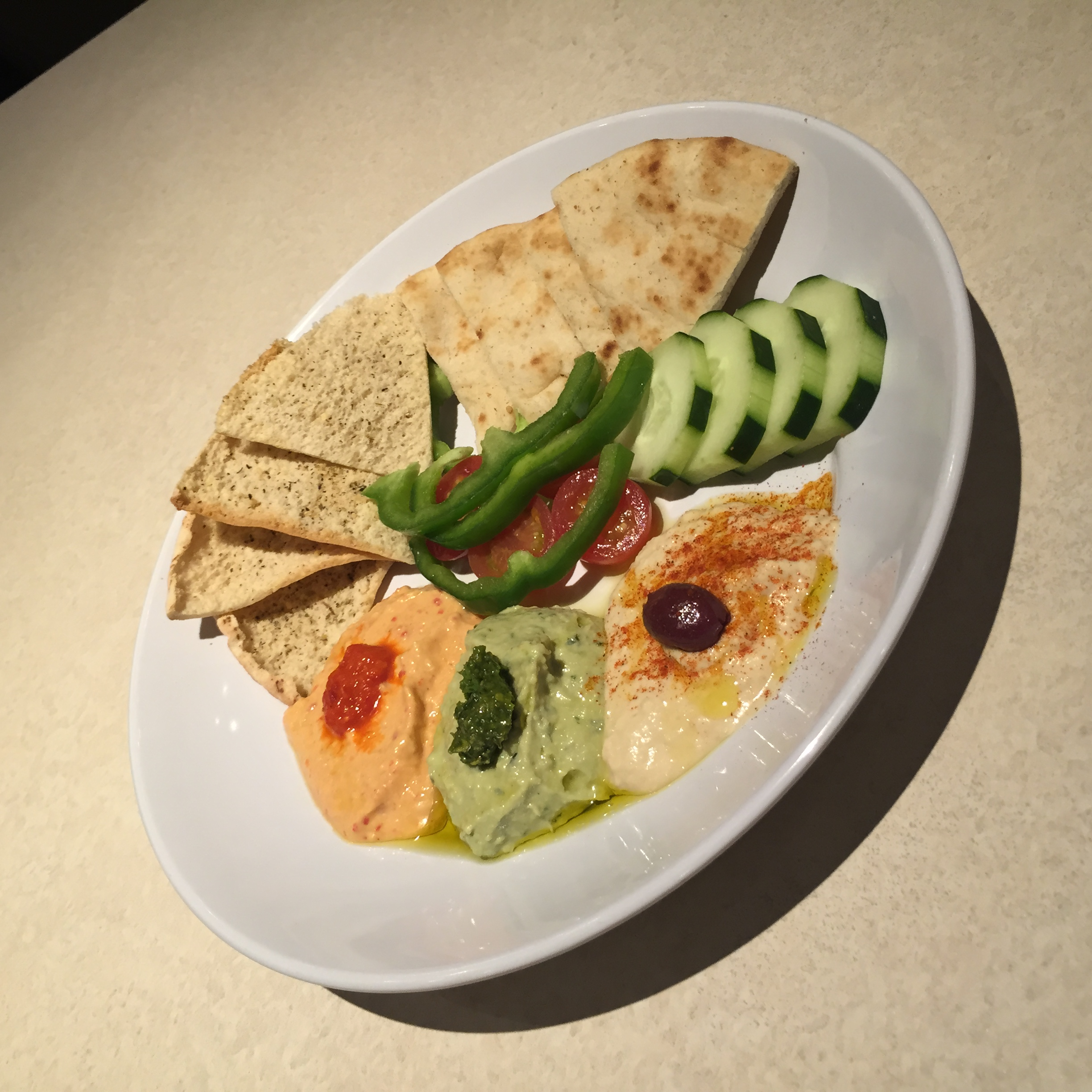 Zoes Kitchen Adds New Entree And More Hummus Options To