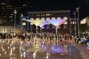 fort worth arts festival in april 2015 via dallasfoodnerd.com