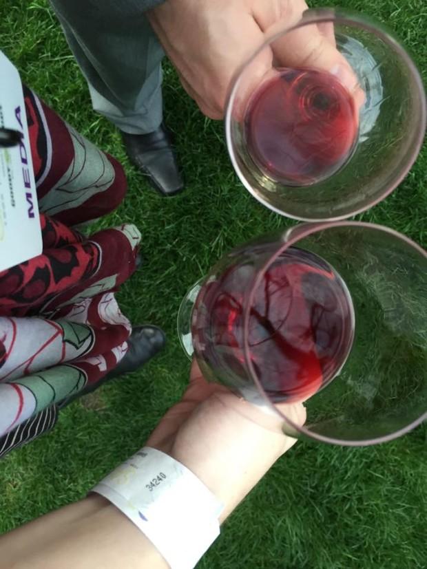 wine stroll at savor dallas 2015 via dallasfoodnerd.com