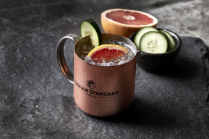 Texas Ruby Mule at Brick House this spring via dallasfoodnerd.com