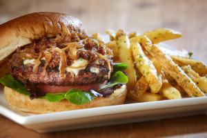 Gastro Pub Burger via dallasfoodnerd.com