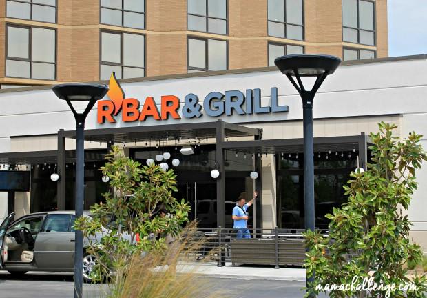 R-Bar-Entrance