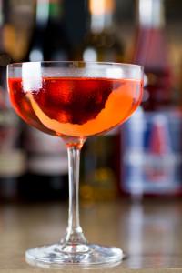 Meet me in Rome - the second floor cocktail via dallasfoodnerd.com