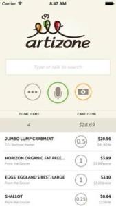 artizone launches new app via dallasfoodnerd.com