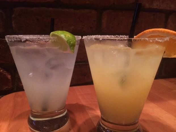 Margaritas - Cantina Laredo
