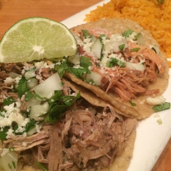 Carnitas Tacos - Cantina Laredo
