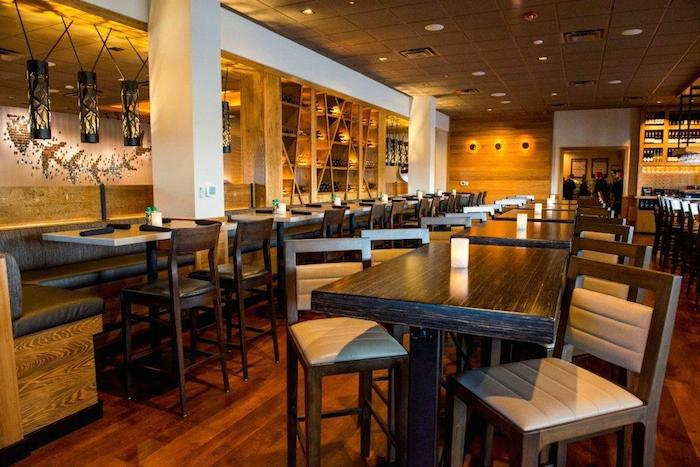 Polished Casual Dining At Bonefish Grill In Allen Dallas Food Nerd Watterscreek Texas Great Ping And Restaurants
