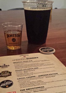 TEXAS MEETS IRELAND IN #DRINKINGBUDDIES CRAFT BEER COLLABORATION BETWEEN JAMESON IRISH WHISKEY AND DEEP ELLUM BREWING COMPANY