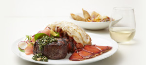 Roy's Plano: Filet and Lobster
