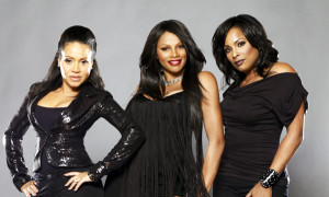 Salt, Pepa and DJ Spinderella