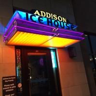 Harder Concepts Dine Around: Addison Ice House
