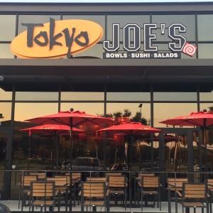Tokyo Joe's in Richardson, TX