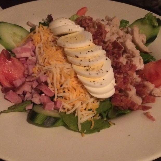 Club Salad - Ringo's Pub