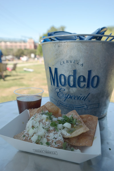 Everyone is a winner with Modelo-infused Tacos | Opening Day recap - DallasFoodNerd