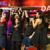 2016 World Bartender Championship Hosted By Fridays