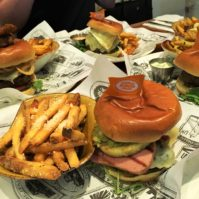 Recap: World Burger Tour at Hard Rock Cafe stops in Dallas for a limited time + 71 cent Legendary Burgers