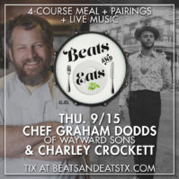 Granada Theater blends music and food in new series, Beats and Eats