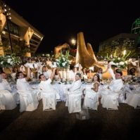 The Biggest Dinner Party in Dallas – Diner En Blanc