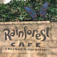 Rainforest Cafe serves up off-the-menu Gorilla Burger
