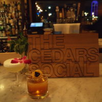 The Cedars Socials' Chef Justin Box Pairs Tasty Food with Delicious Cocktails for Fall