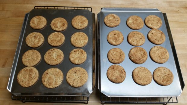 Snickerdoodles Done
