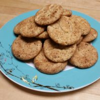 {Recipe} Holiday Sweets: Snickerdoodles