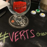 Fine Dining and Fast Casual Collide at Vert's Fall Cheers & Beers