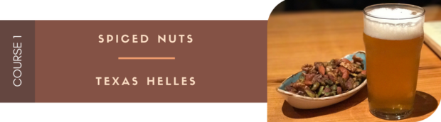 Barley and Board Community Table Dinner - Mixed Nuts