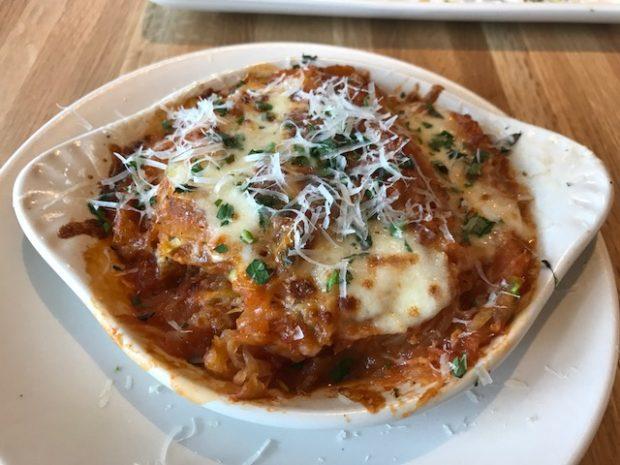 Calories In True Food Kitchen Spaghetti Squash Casserole