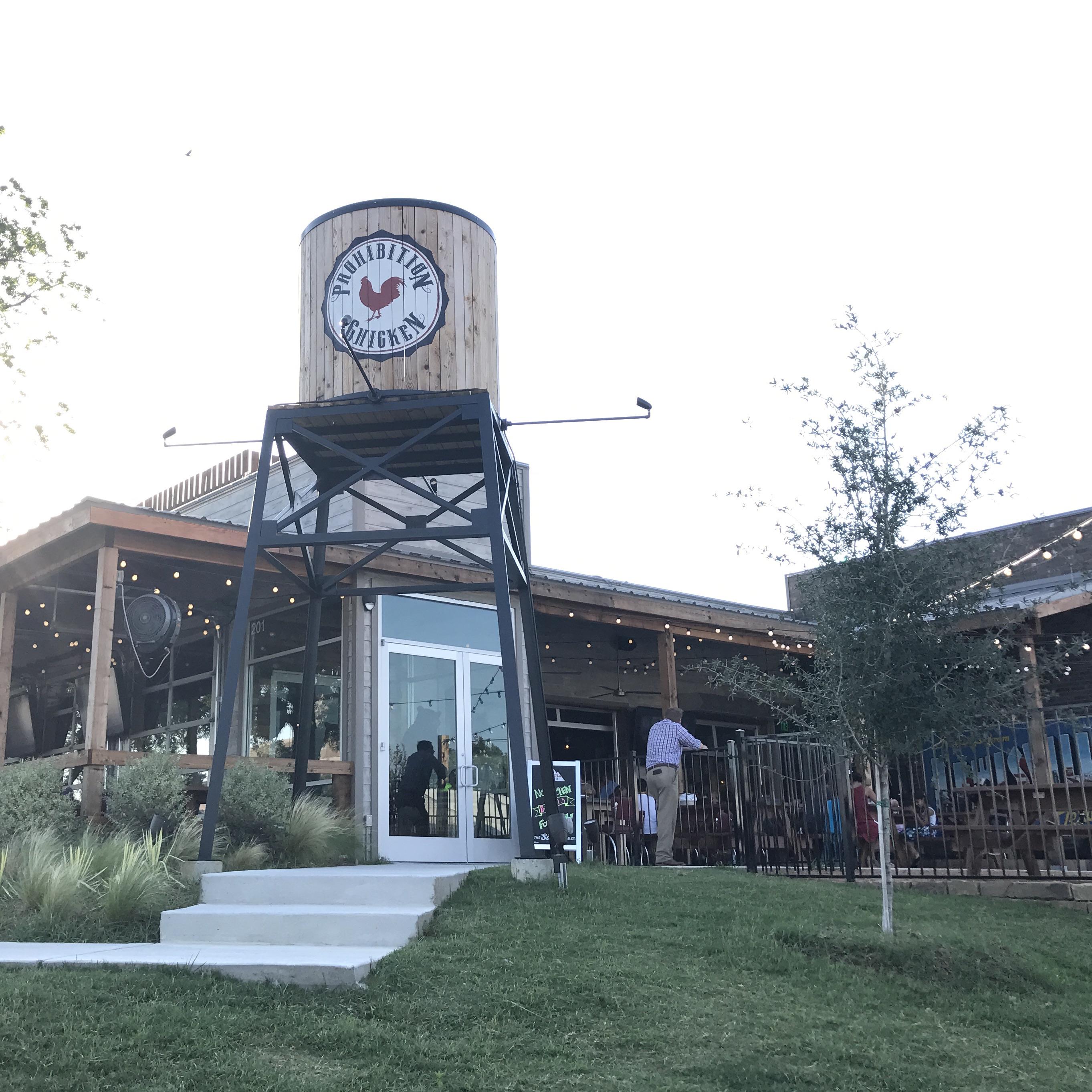 Prohibition Chicken - Lewisville, TX