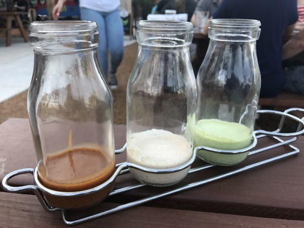 Prohibition Chicken - Sauces