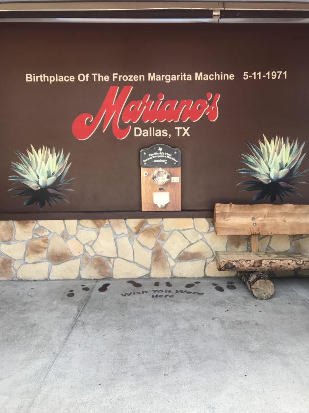 Dallas-Margarita-Mile