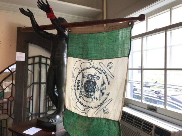 flag essex, ma antique
