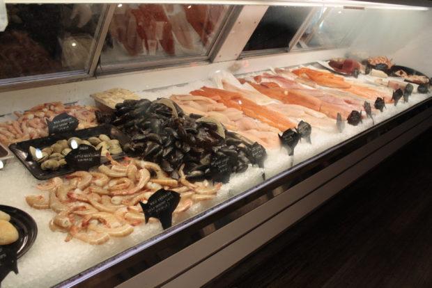 fish, fish market