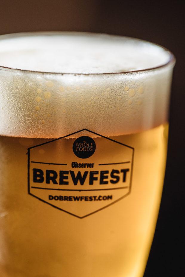 Dallas Observer BrewFest - light beer