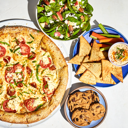 Mellow Mushroom Offers Hot Pies and Cold Beer and Wine for Take-Out in Texas