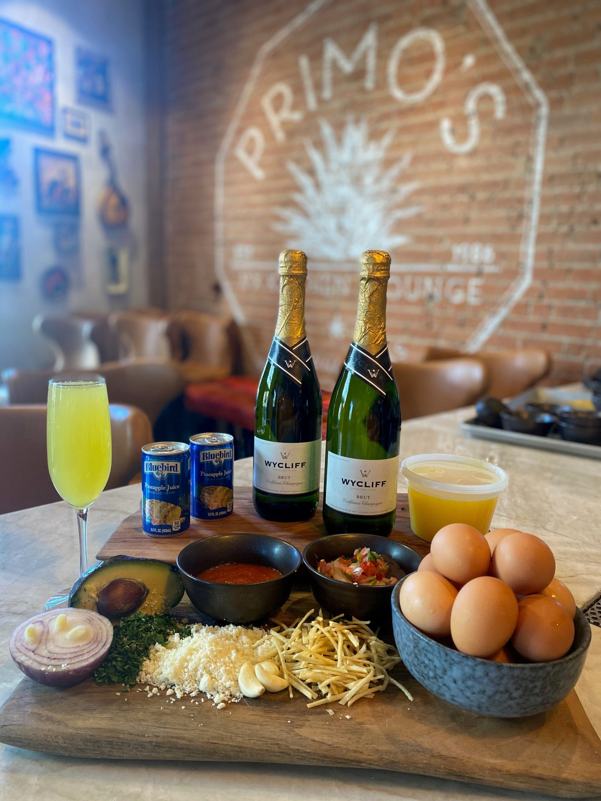 Primo's and Nosh to offer brunch and dinner kits with interactive cooking class