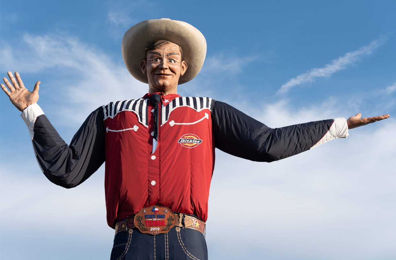 State Fair of Texas is Searching for Next Voice of Big Tex